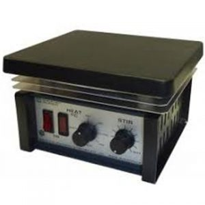 Magnetic Stirrer and hotplate